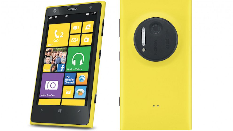 Nokia Lumia 1020 Price in Pakistan - Full Specifications & Reviews