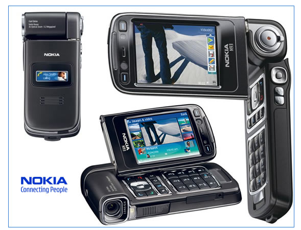Nokia N93 Price in Pakistan