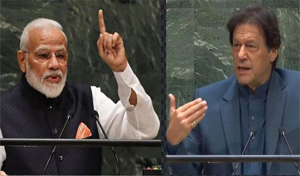 Imran Khan and Modi