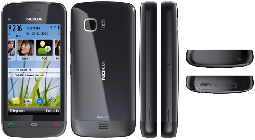 Nokia C5-03 Price in Pakistan - Full Specifications & Reviews