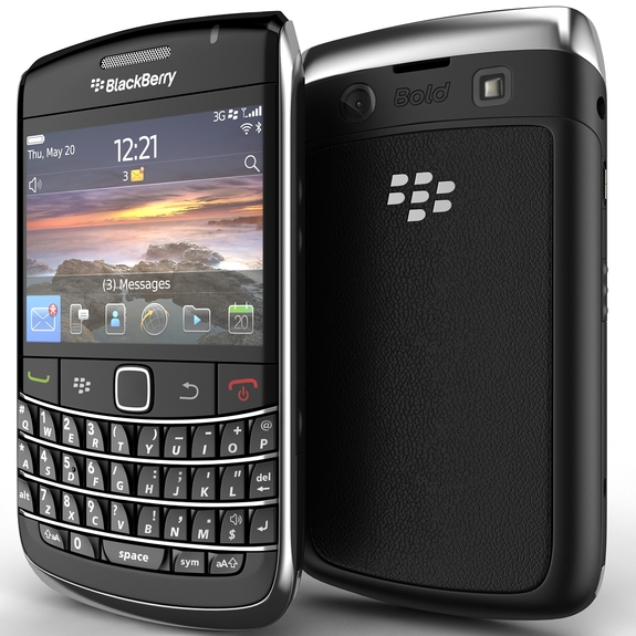 BlackBerry Bold 9780 Price In Pakistan Full