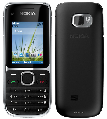 Nokia C2-01 Price in Pakistan - Full Specifications & Reviews