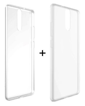 Pack of 2 - Soft Back Case  ..