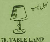 Na 118 election 2013 results details candidates for Table lamp election symbol