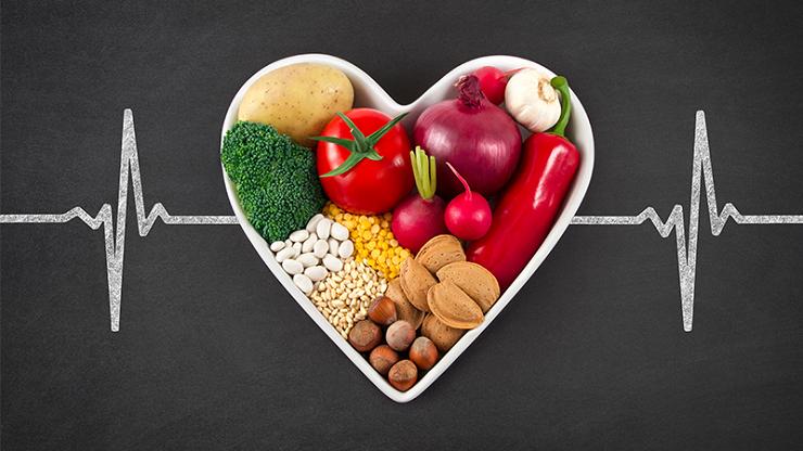 دل کی صحت کے لیے چند مفید غذائیں