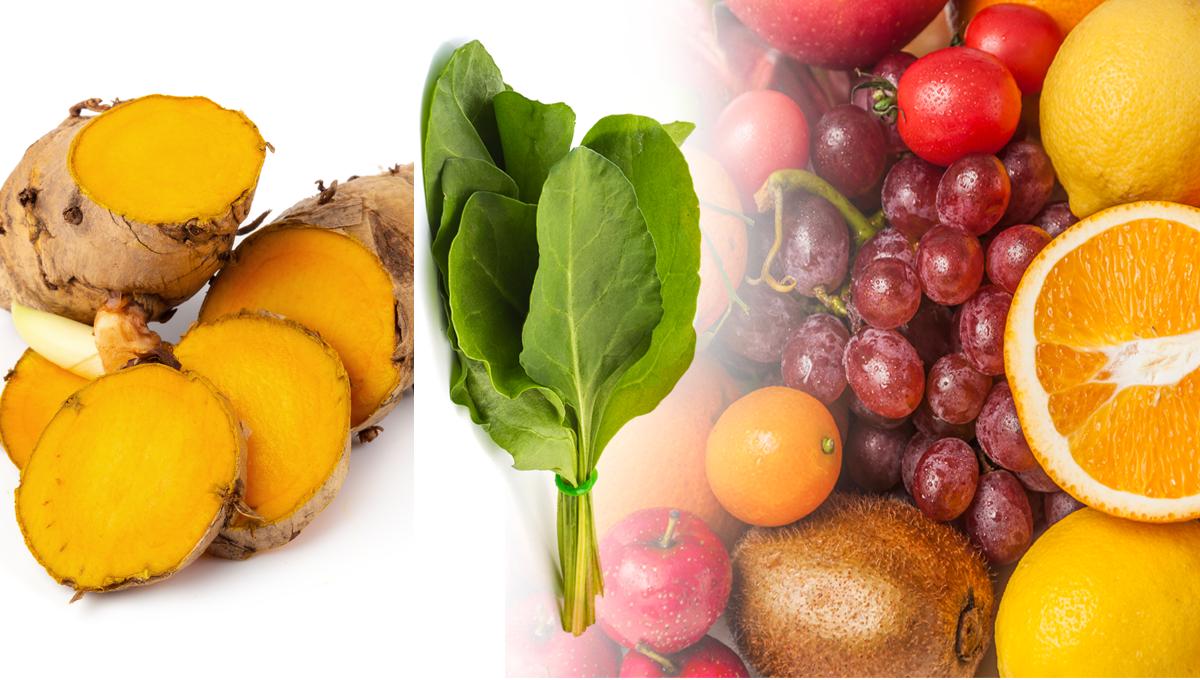 مختلف وائرس اور دیگر امراض سے بچانے والی 5 صحت مند غذائیں