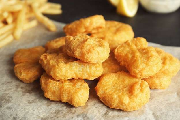 Easy Recipe To Make Chicken Nuggets