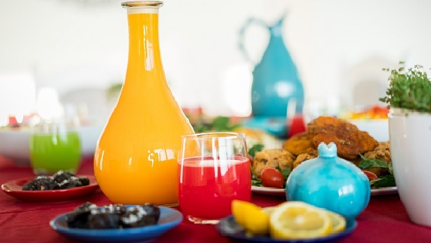 TOP 10 DRINKS FOR IFTAR