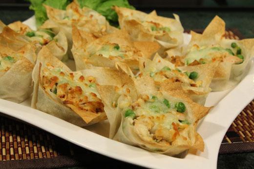 Baked Chicken Parcel Recipe By Chef Zakir Recipes In Urdu English
