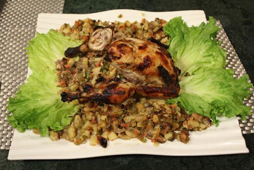 Turkey style chicken roast recipe by chef zakir recipes in urdu click forumfinder Images