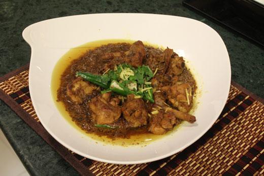 Chicken Brown Karahi Recipe By Chef Zakir Recipes In Urdu English