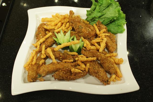 Kids Fried Chicken Recipe by Chef Zakir