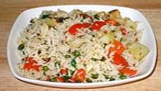 Three Aroma Vegetable Rice