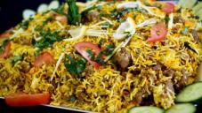 مٹن سندھی بریانی