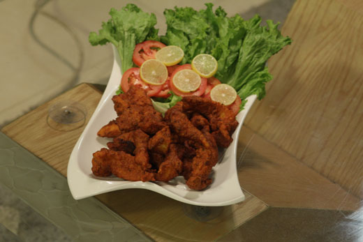 Spicy Fish Stick Recipe by Gulzar Hussain