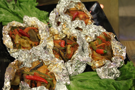Baked Fish In Banana Leaves Recipe by Gulzar Hussain