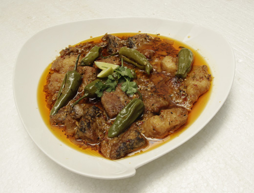 Achari Fish Recipe by Gulzar Hussain