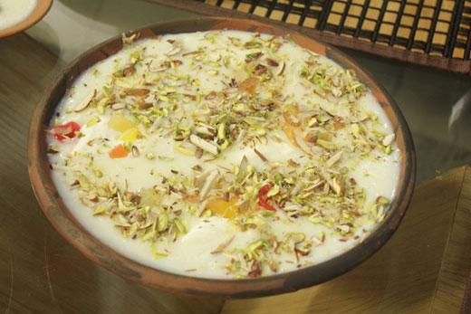 Doodh Dulari Recipe by Gulzar Hussain