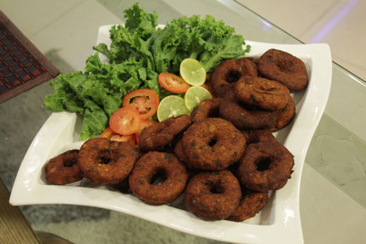 Chicken Donuts Recipe by Gulzar Hussain