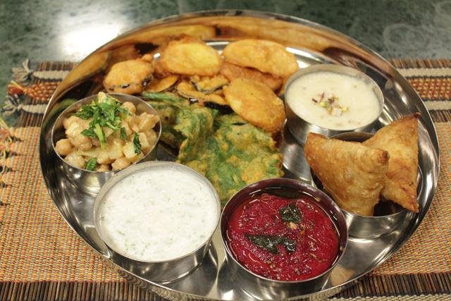 Iftar Thali Recipe by Gulzar Hussain
