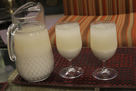 Thandai Recipe by Gulzar Hussain