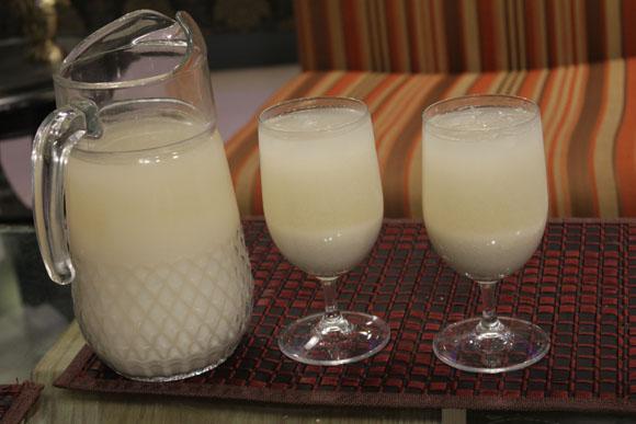 Thandai Recipe by Gulzar Hussain