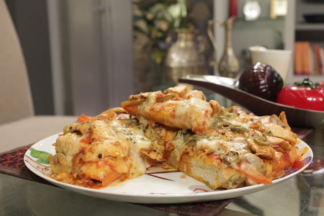 Pizza without oven recipe by gulzar hussain recipes in urdu english click forumfinder Images