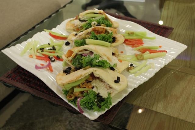 Chicken Shawarma Recipe By Gulzar Hussain Recipes In Urdu English