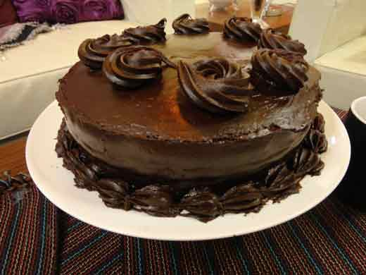 Espresso Fudge Cake Recipe By Shireen Anwar Cook With