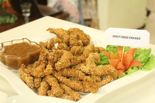Spicy Fried Chicken Recipe By Shireen Anwar