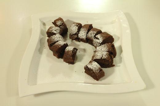 Chocolate Sponge Cake Recipe by Tahir Chaudhary