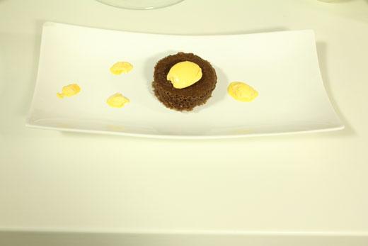 Micro Wave Chocolate Sponge Cake Recipe by Tahir Chaudhary