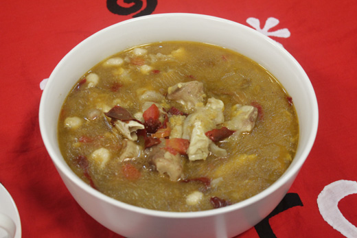 Paaya Soup Recipe by Zarnak Sidhwa