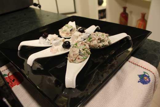 Tuna Salad Recipe by Zarnak Sidhwa