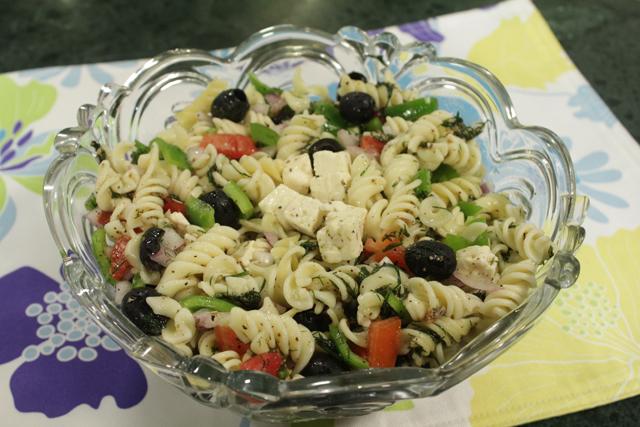 Cold Pasta Salad Recipe By Zarnak Sidhwa