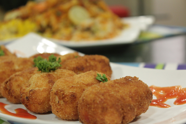 Croquettes Recipe by Zarnak Sidhwa