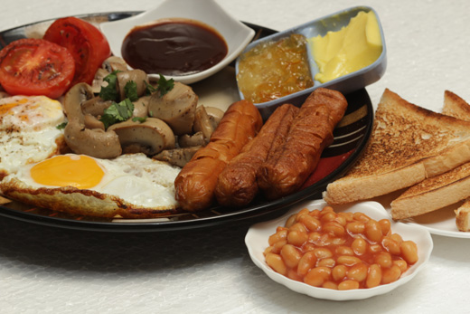 English Breakfast Recipe by Zarnak Sidhwa