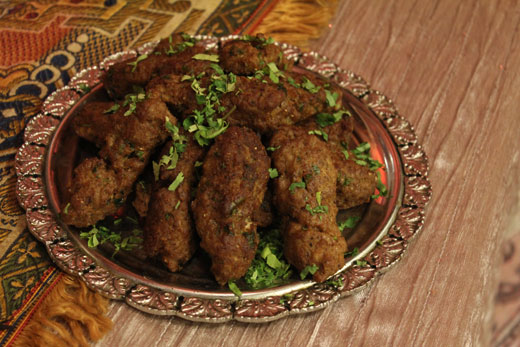 recipe: seekh kabab recipe by chef zakir [37]