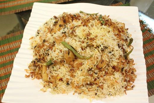 Mint and potato biryani recipe by zubaida tariq recipes in urdu mint and potato biryani recipe by zubaida tariq forumfinder Gallery