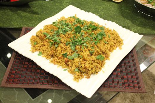 Bohri Khichri Recipe by Zubaida Tariq