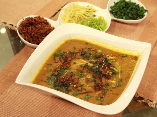 Jhatt Patt Haleem Recipe By Zubaida Tariq Cook With
