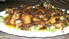 Balochi Chicken Karahi Recipe By Zubaida Tariq