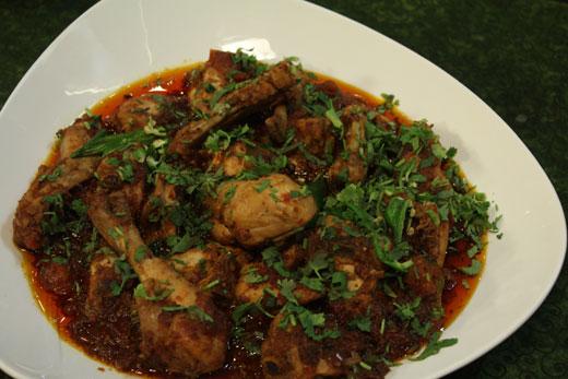 Kashmiri Chicken Recipe by Zubaida Tariq – Recipes in Urdu & English