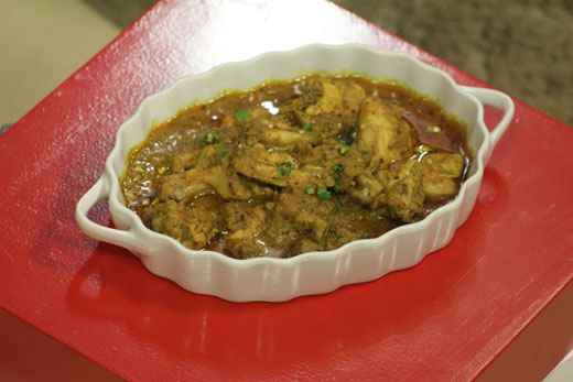 Light Chicken Curry Recipe By Zubaida Tariq