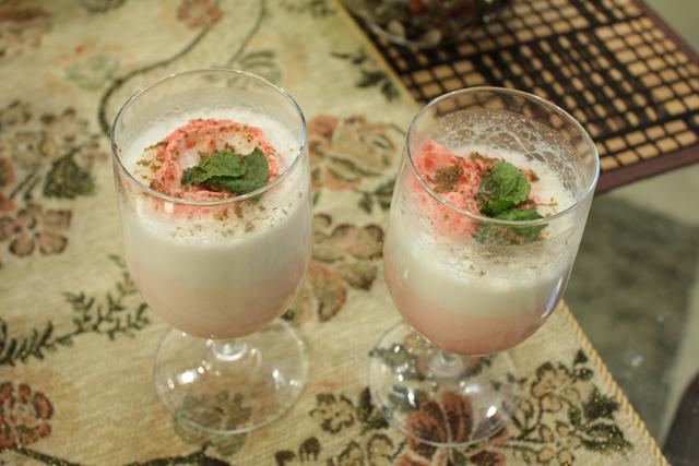 Nashpati Ka Sherbet Recipe by Zubaida Tariq