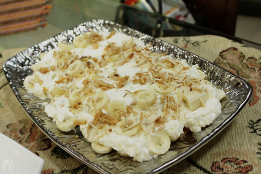 Pineapple banana and date dessert recipe by zubaida tariq pineapple banana and date dessert recipe by zubaida tariq forumfinder Gallery