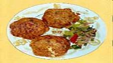 چٹنی بھرے شامی کباب