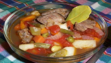 Celestial Vegetable Soup