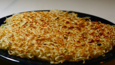 Fried Chinese Noodle Cake