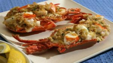 Stuffed Lobster